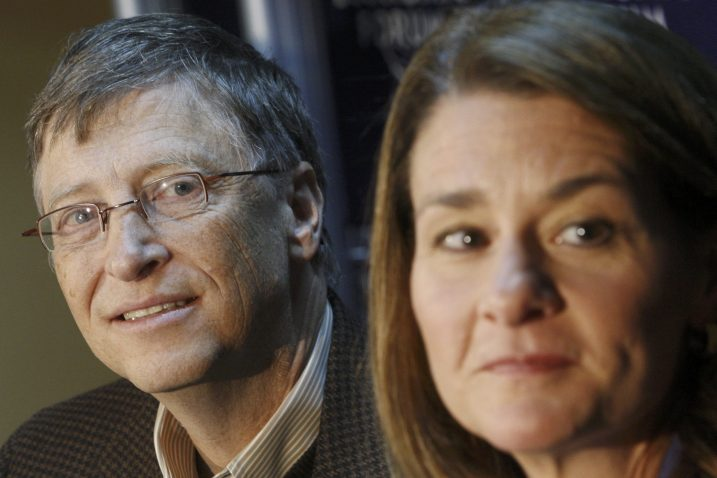 Bill i Melinda Gates / Foto Reuters