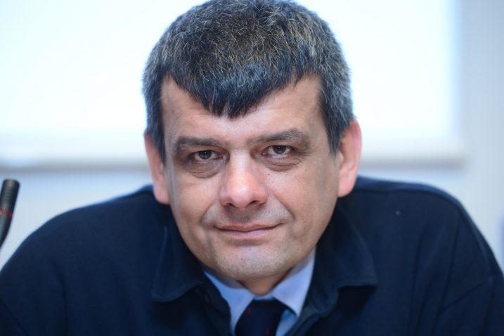 Bernard Kaić / Foto Davor Kovačević