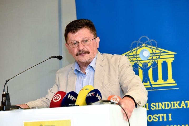 Vilim Ribić / Foto Davorin Visnjic/pixsell