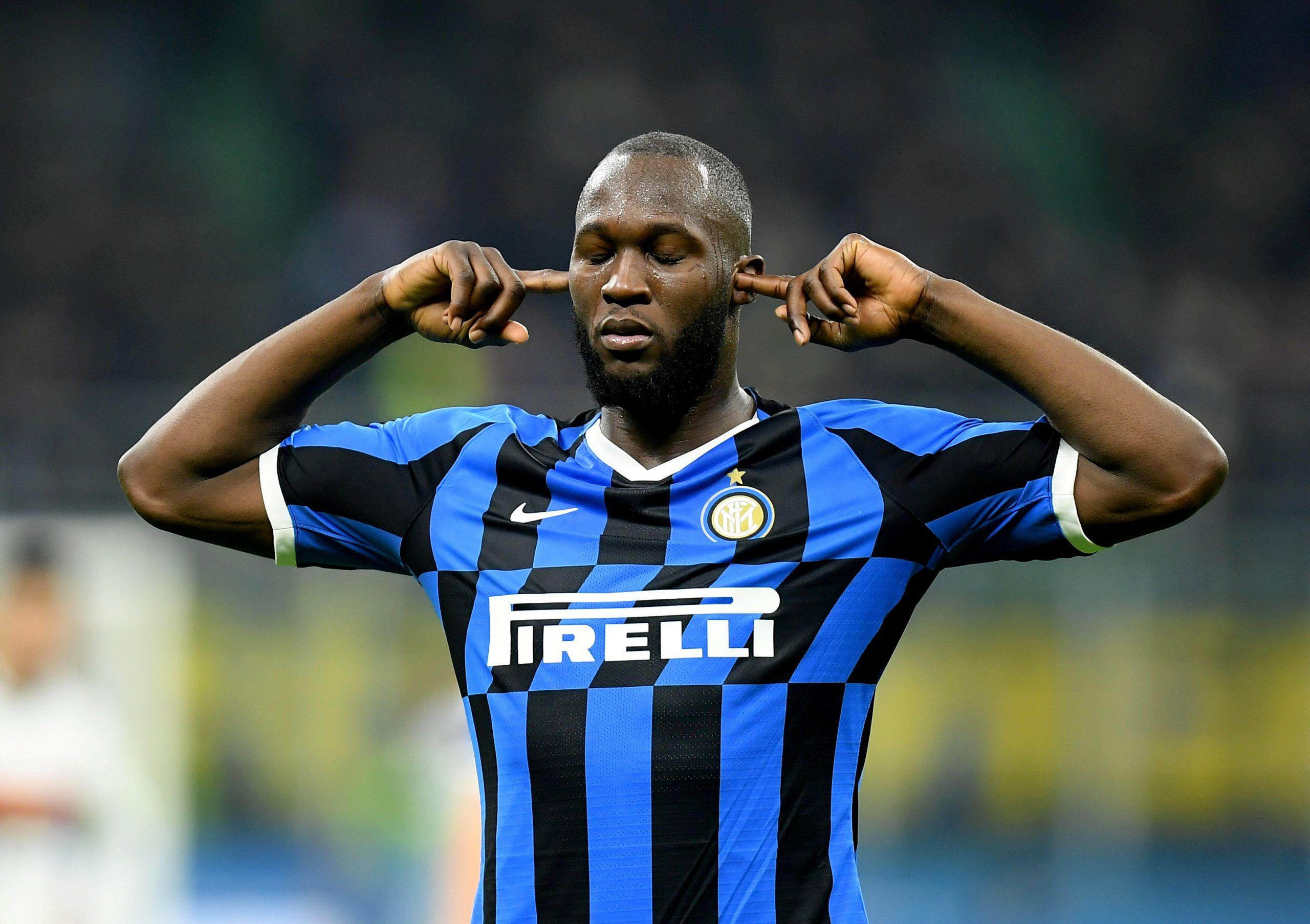Romelu Lukaku (Inter)/Foto REUTERS