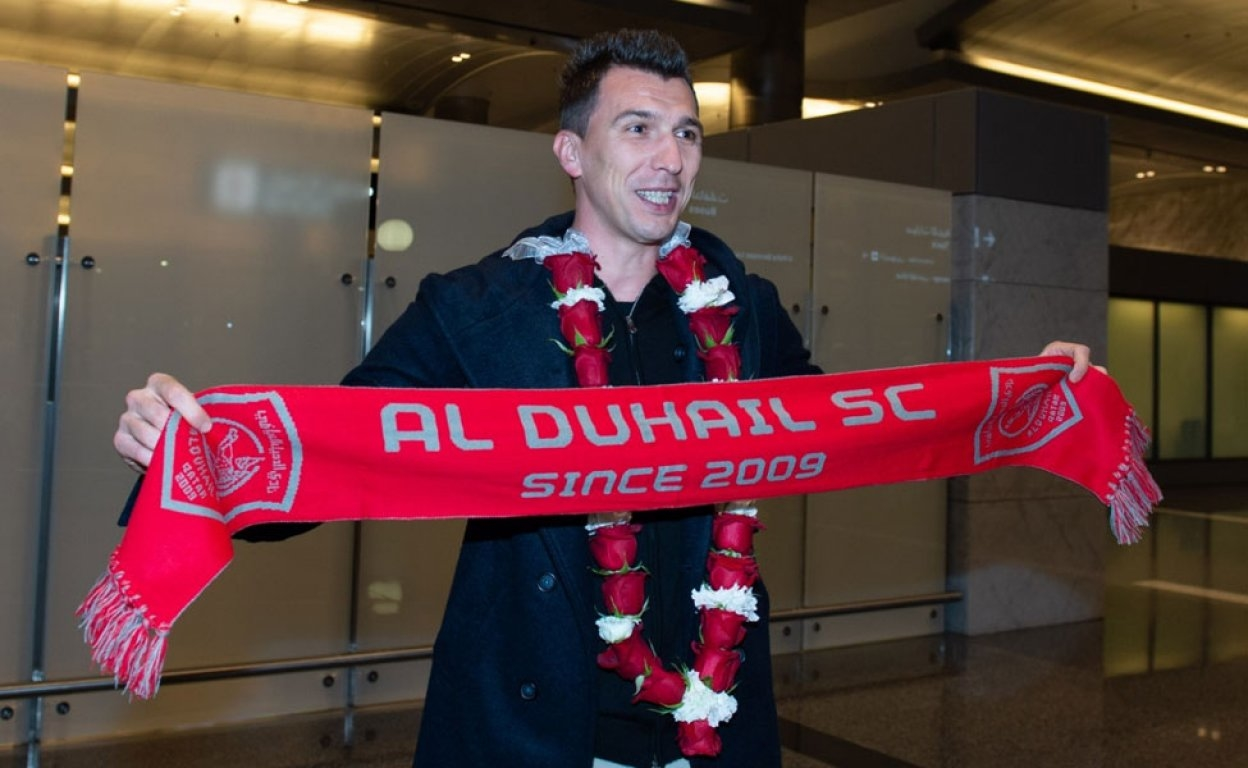 Mario Mandžukić sporazumno je raskinuo ugovor s Al Duhailom