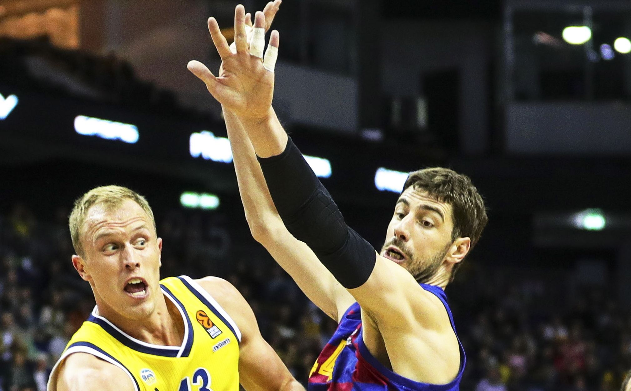 Ante Tomić (desno)/Foto REUTERS