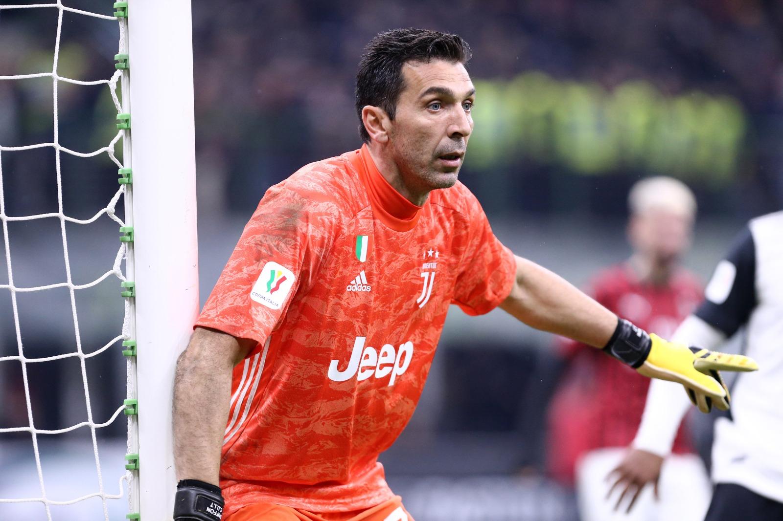 Gigi Buffon/Foto REUTERS
