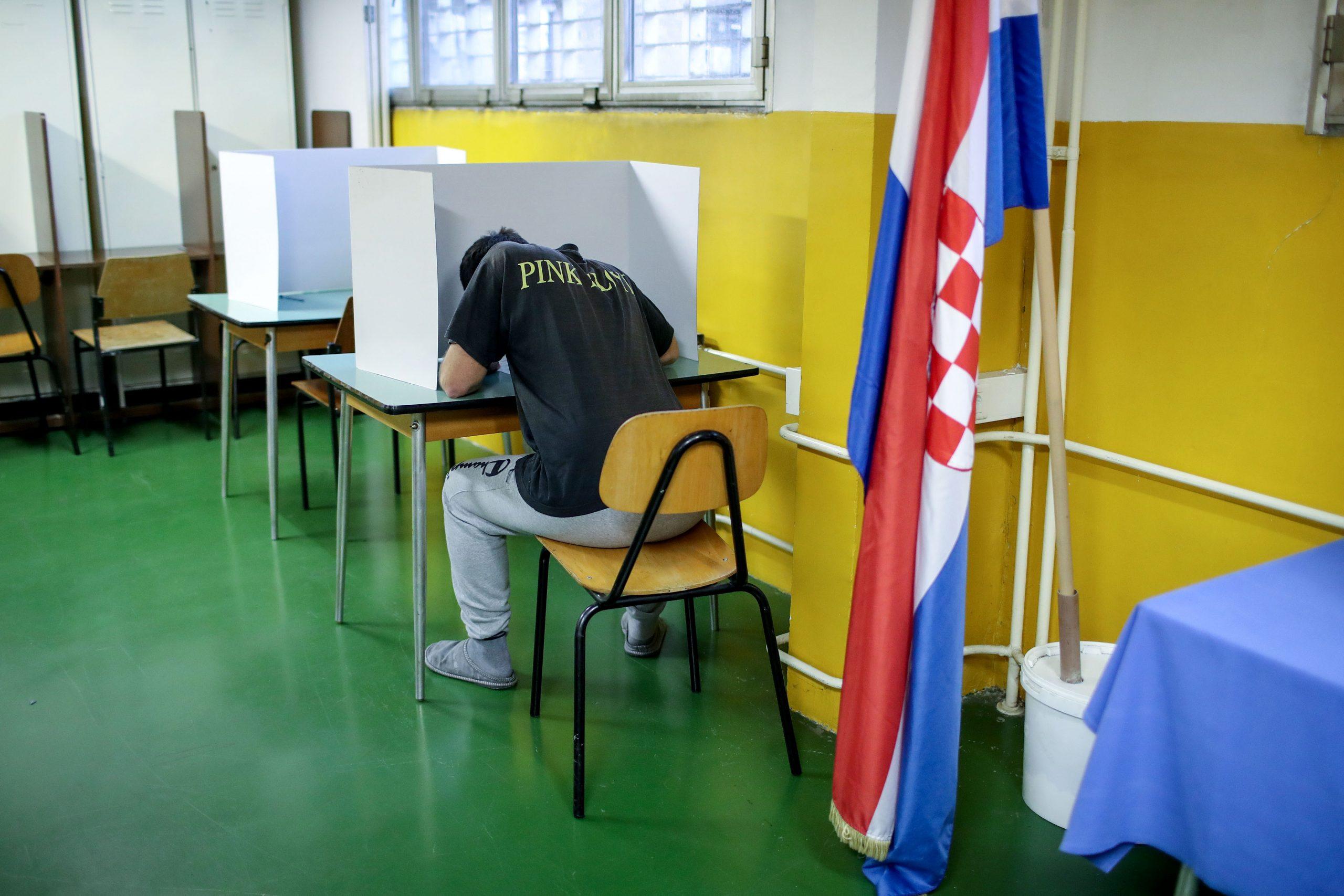 Glasovanje / Foto Igor Kralj/PIXSELL