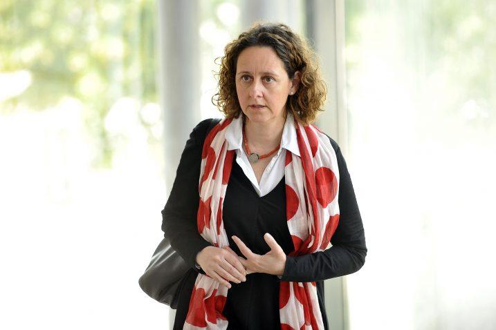 Nina Obuljen Koržinek / Foto Davor Kovačević