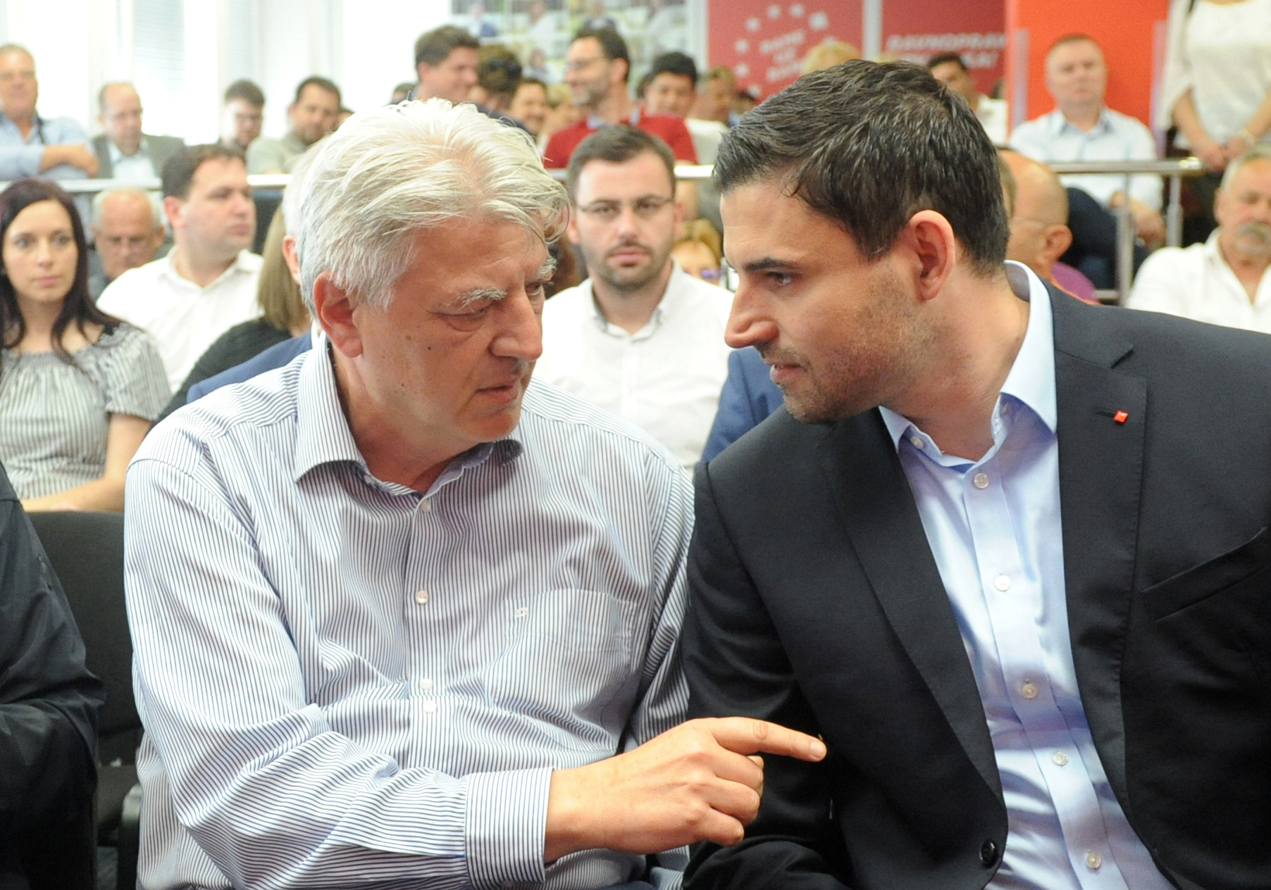 SDP je u teškoj situaciju / Foto: D. JELINEK