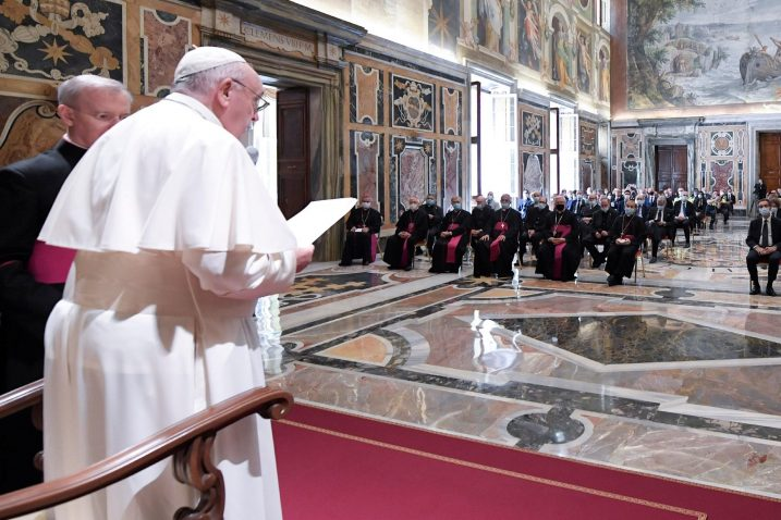 Vatikan / Reuters