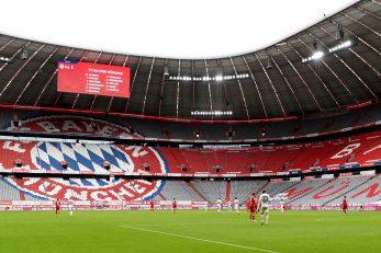Bayernova Allianz Arena/Foto REUTERS