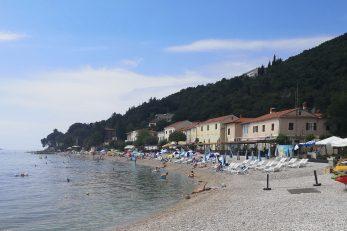 U Mošćeničkoj Dragi priželjkuju 50 posto lanjskog turističkog prometa / Foto Marina KIRIGIN
