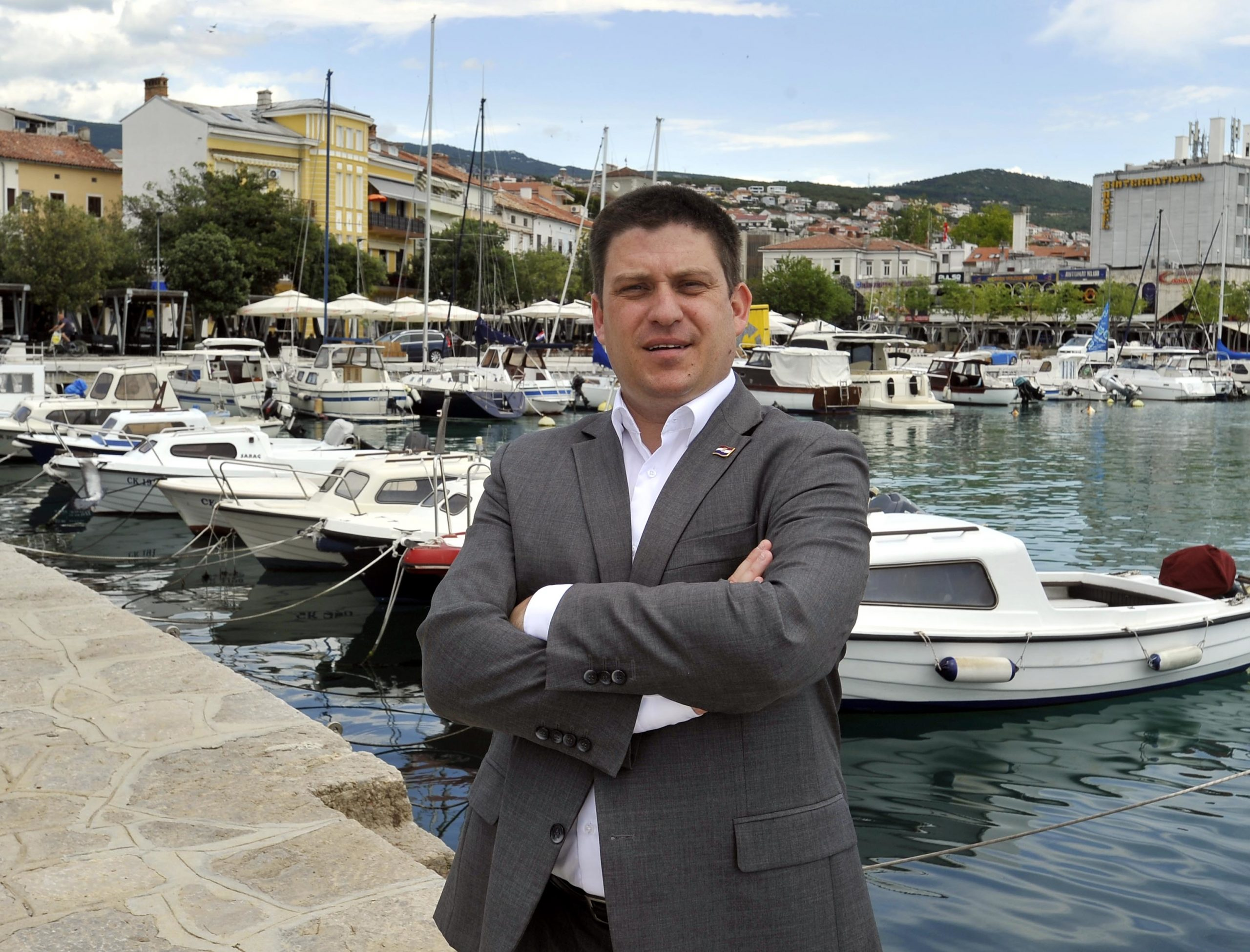 Oleg Butković / Foto: D. ŠKOMRLJ