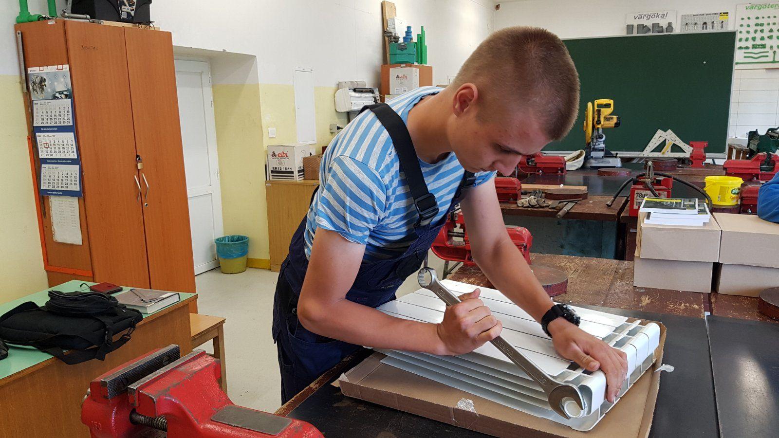 Put Njemačke moći će ići učenici koji se obrazuju za zanimanje instalater grijanja i klimatizacije