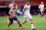 Koke (Atletico) i Dani Rodriguez (Mallorca)/Foto REUTERS