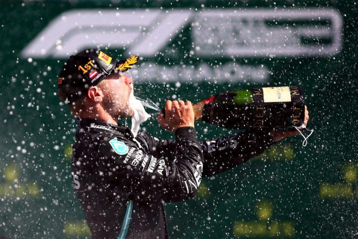 Valtteri Bottas/Foto REUTERS