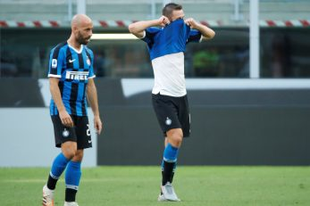 Borja Valero (Inter)/Foto REUTERS