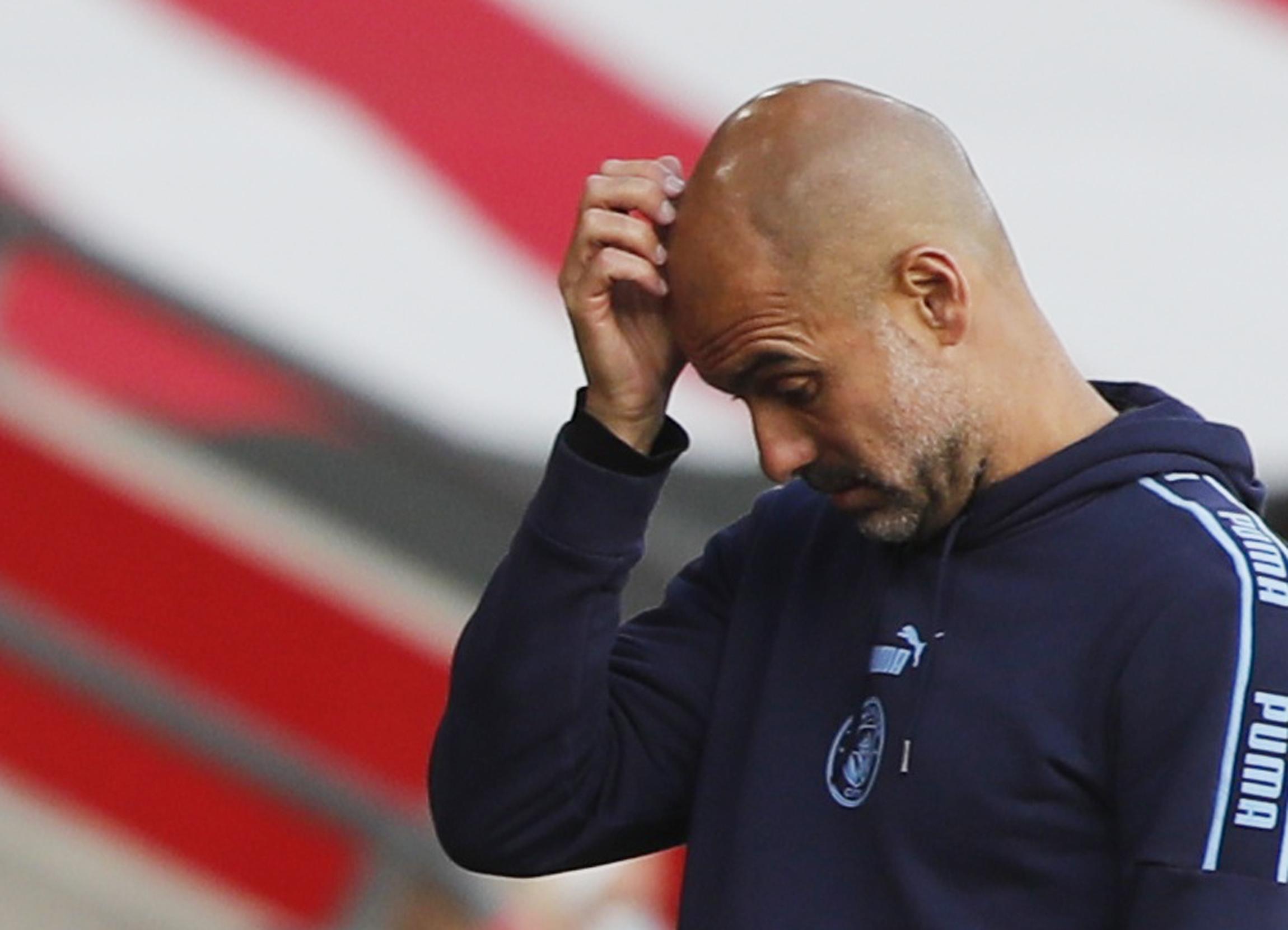Pep Guardiola/Foto REUTERS