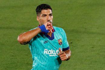 Luis Suarez (Barcelona)/Foto REUTERS