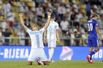 Ovako je Antonio Mirko Čolak proslavio drugi pogodan protiv Dinama/R. BRMALJ