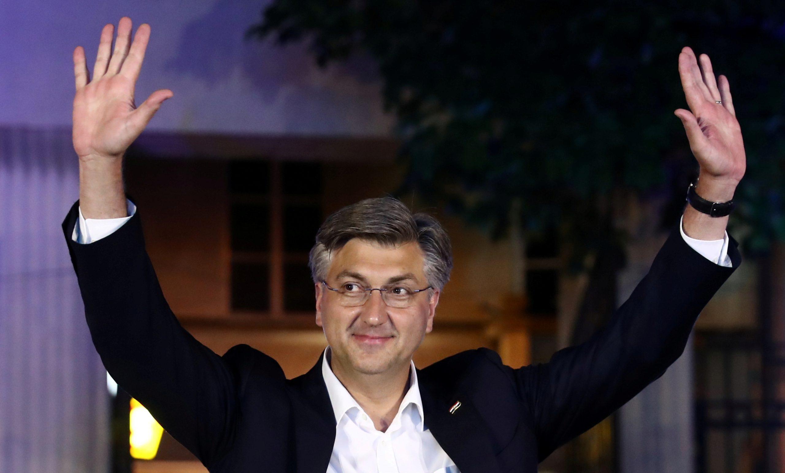 Andrej Plenković / Foto Reuters