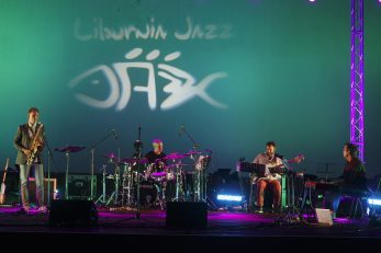 Branimir Gazdik Quartet / Foto DAVOR HRVOJ