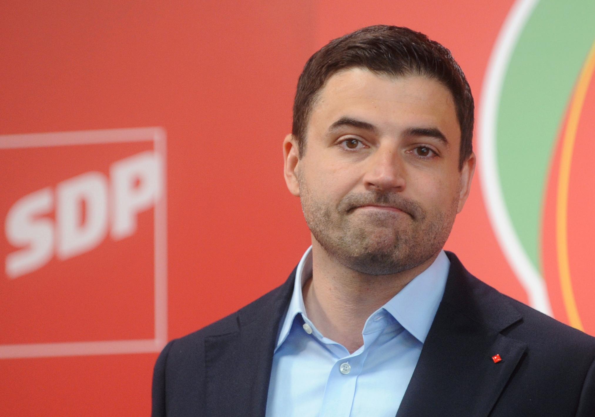 Davor Bernardić / Snimio Darko JELINEK