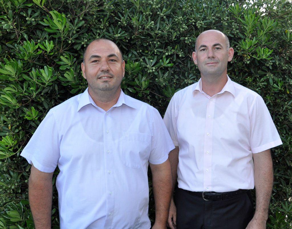 Arist i Erikson Dekanić / Foto: M. TRINAJSTIĆ