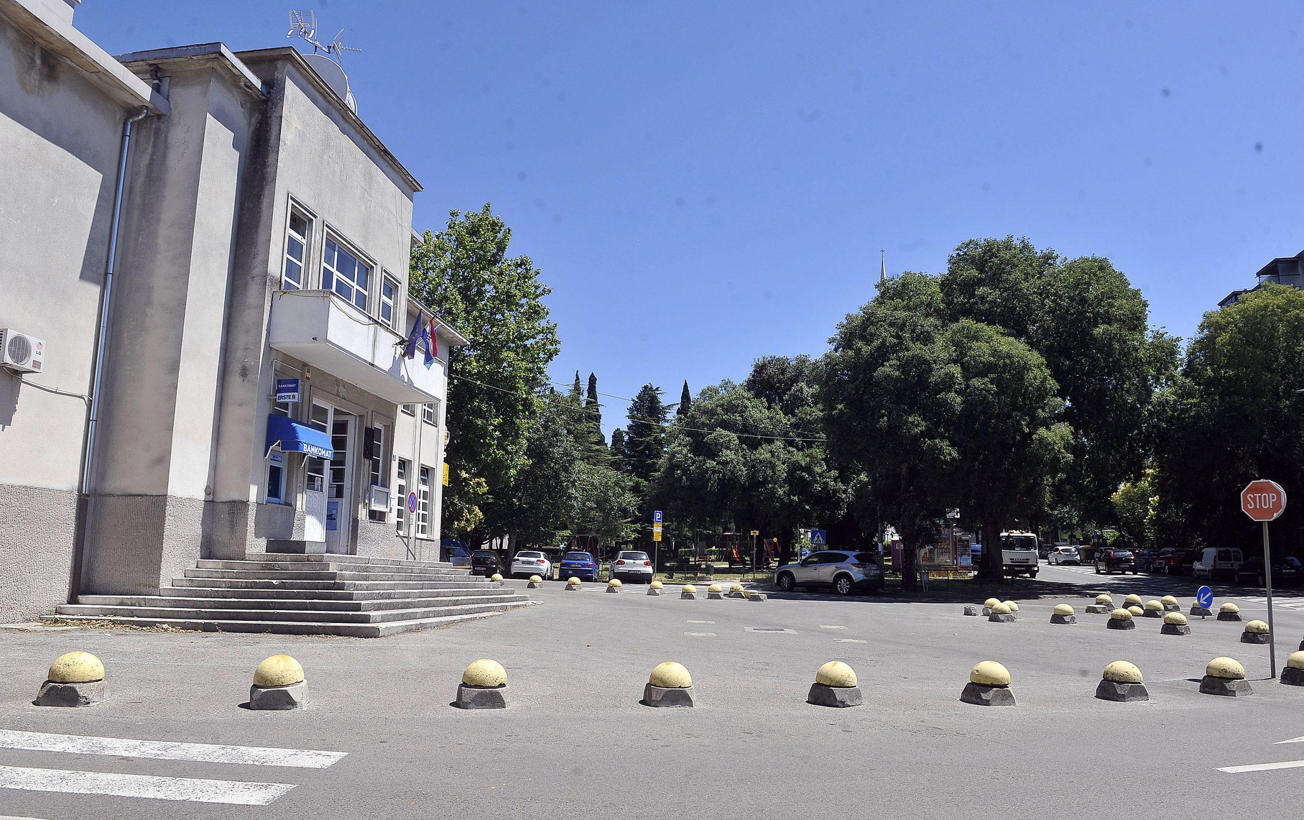 Volčićev trg / Foto: R. BRMALJ