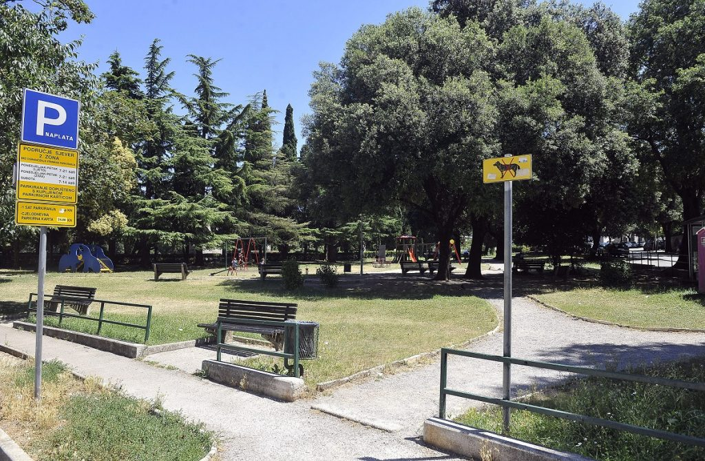 Park na Kozali nosit će ime Zvonimira Škerla / Foto: R. BRMALJ