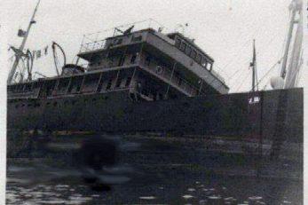 Putničko-teretni motorni brod Caldea
