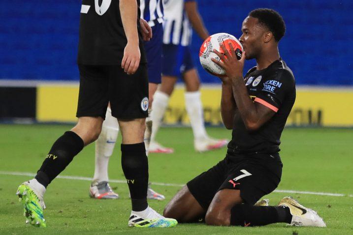 Raheem Sterling (Manchester City)/Foto REUTERS