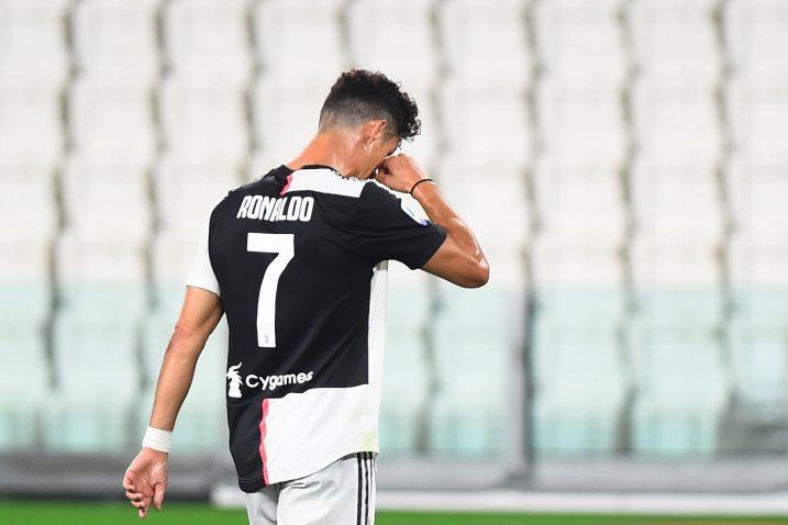 Cristiano Ronaldo (Juventus)/Foto REUTERS