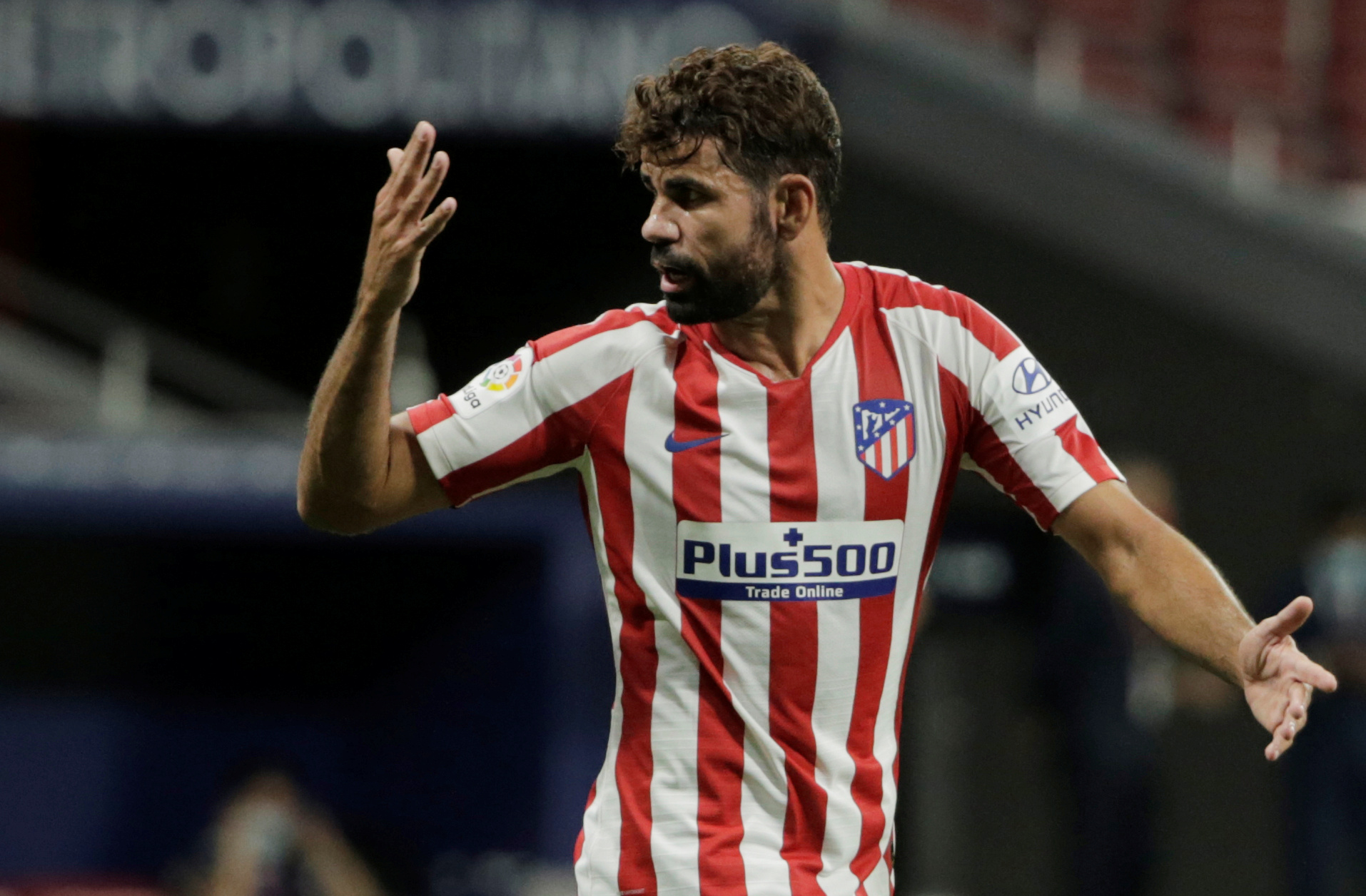 Diego Costa (Atletico Madrid)/Foto REUTERS
