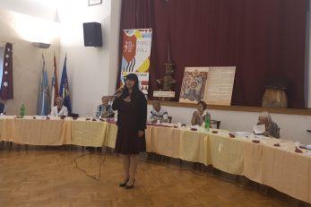 Jubilarni ARTfest Mrkopalj otvorila direktorica TZO-a Goranka Tuhtan / Foto D. PLEšE