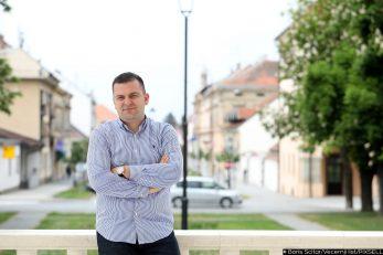 Bjelovarski gradonačelnik treći je po broju preferencijskih glasova od svih gradonačelnika - Dario Hrebak / Foto B. SCITAR/VECERNJI LIST/PIXSELL
