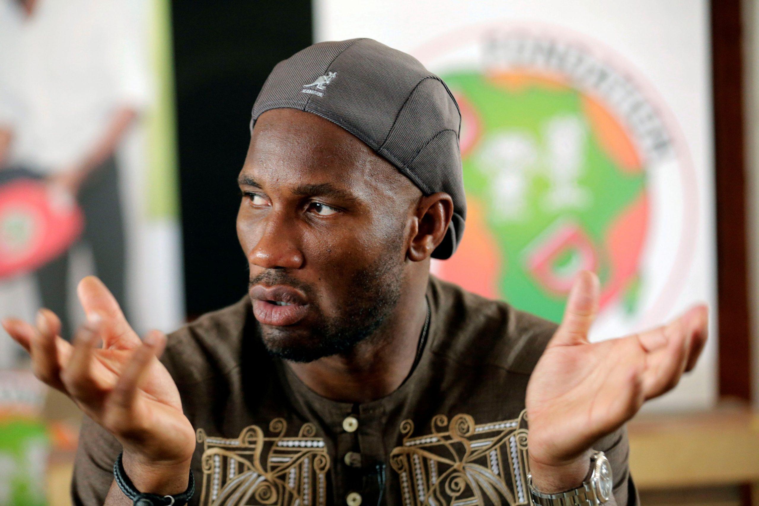 Didier Drogba/Foto REUTERS