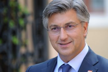 Andrej Plenković, Foto: D. JELINEK