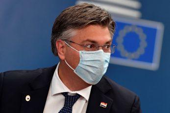 Andrej Plenković / REUTERS