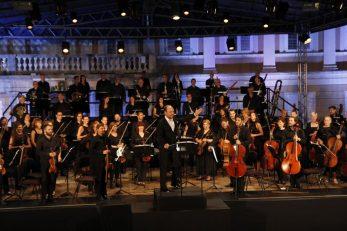 Pljesak i ovacije za Riječki simfonijski orkestar / Foto D. ŠOKČEVIĆ