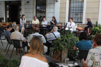 S okruglog stola / Foto D. ŠOKČEVIĆ