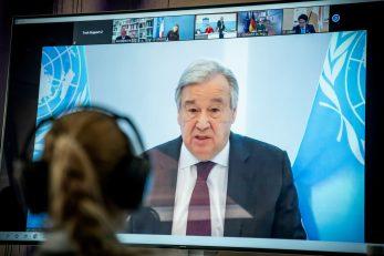 Glavni tajnik UN-a Antonio Guterres / REUTERS