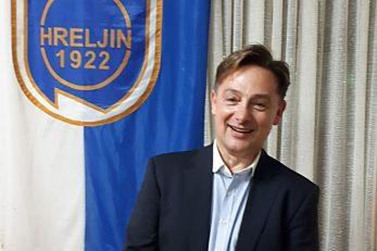 Makso Frančiković, predsjednik Naprijeda