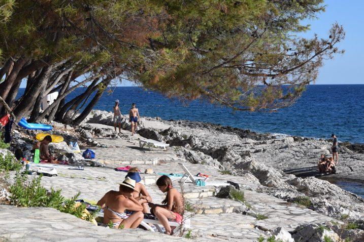 Broj turističkih dolazaka i noćenja na Lošinju je vrlo dobar, ali prihodi nisu toliki / Foto : B. PURIĆ