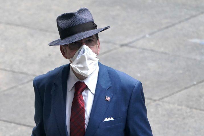 Ilustracija - koronavirus / Reuters