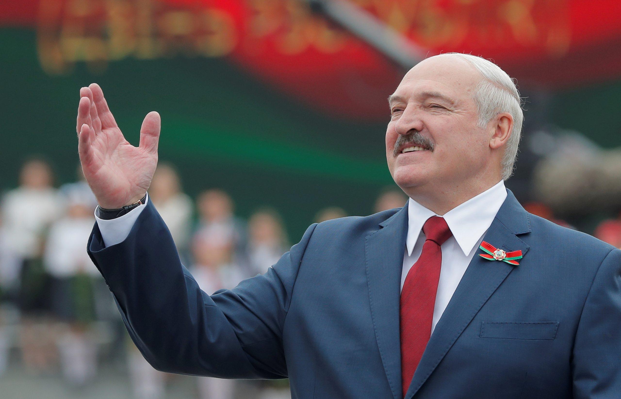 Aleksandar Lukašenko / Foto Reuters