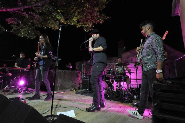 Riccardo Staraj & Midnight Blues Band /Snimio Damir ŠKOMRLJ