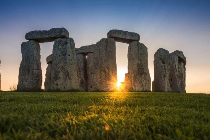 Stonehenge / REUTERS