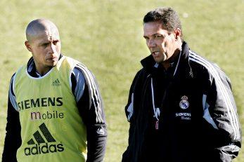 Vanderlei Luxemburgo i Roberto Carlos zajedno su surađivali u Realu/Foto REUTERS