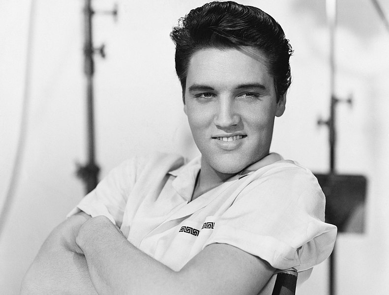 Elvis Presley/Wikimedia Commons