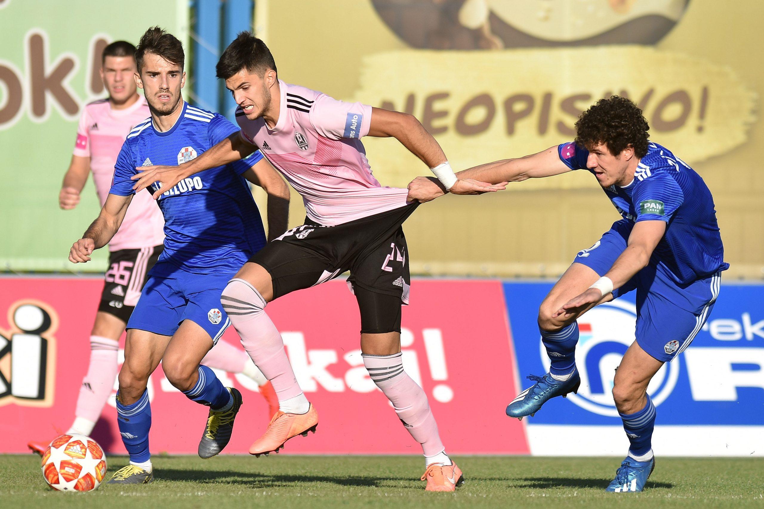 Detalj s utakmice u Koprivnici/Foto PIXSELL