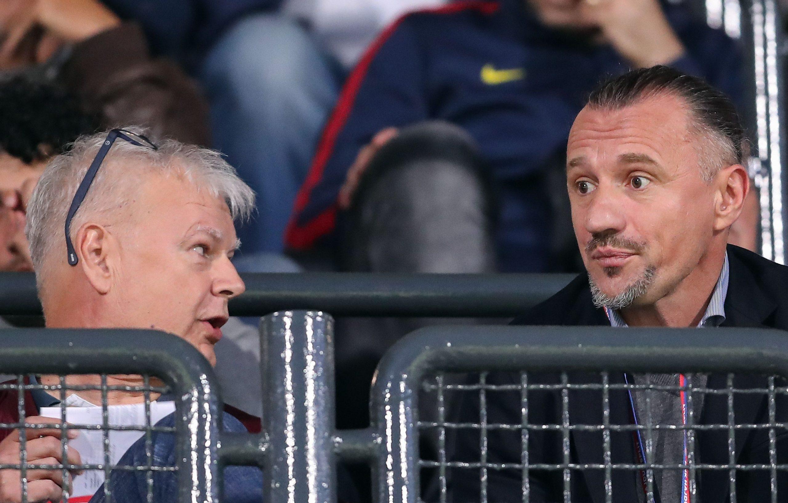 Marin Brbić i Mario Stanić/Foto PIXSELL