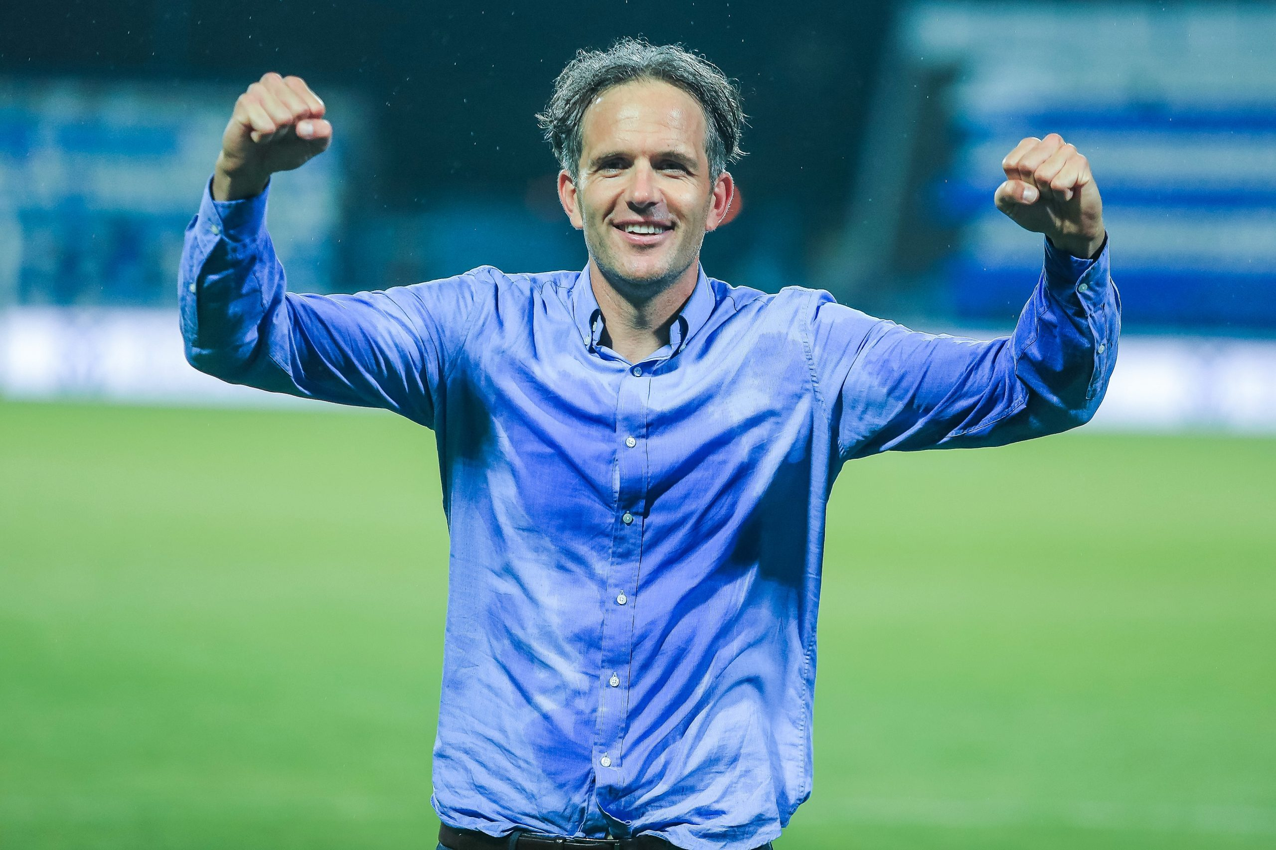 Goran Tomić, trener Lokomotive/Foto PIXSELL